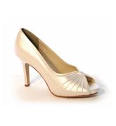 Erica zapatos de novia