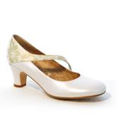 Nuria zapatos de novia