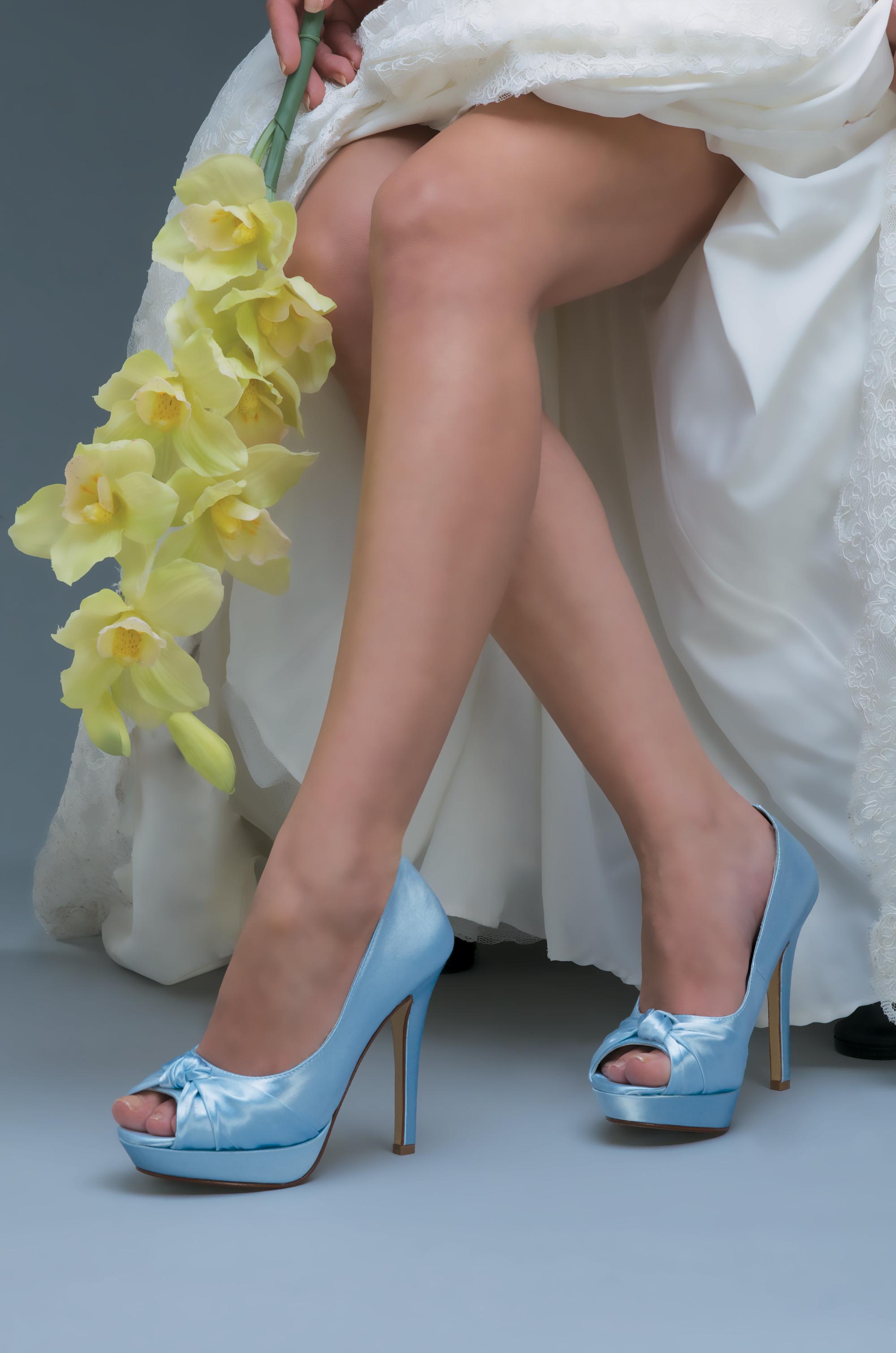 c97b53483a Tendencias en zapatos de novia. Primavera-Verano 2016