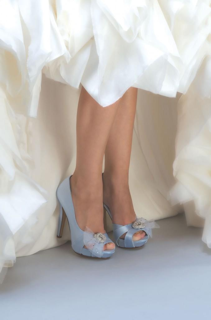 Zapatos de novia cómodos enepe