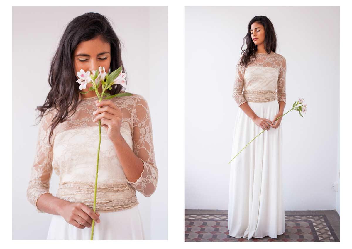 Vestido Frida Romantic de Mimètik Bcn