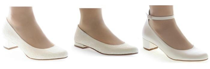 zapatos de novia tacón bajo archivos | enepeneus peña