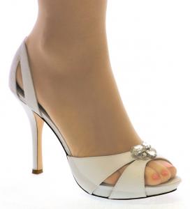 Rebajas sandalias de novia Enepe