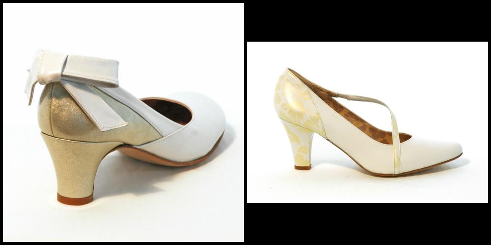 zapatos-dorados