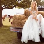 El secreto tras el vestido blanco de novia