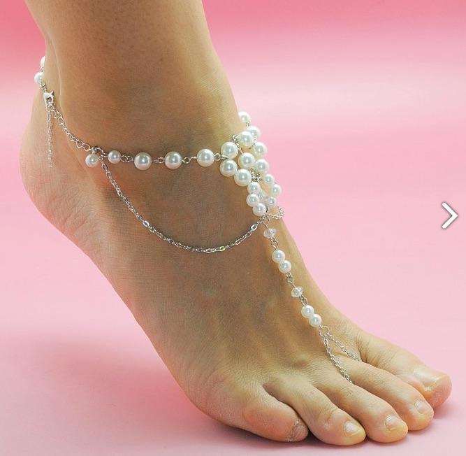 joyas de pie