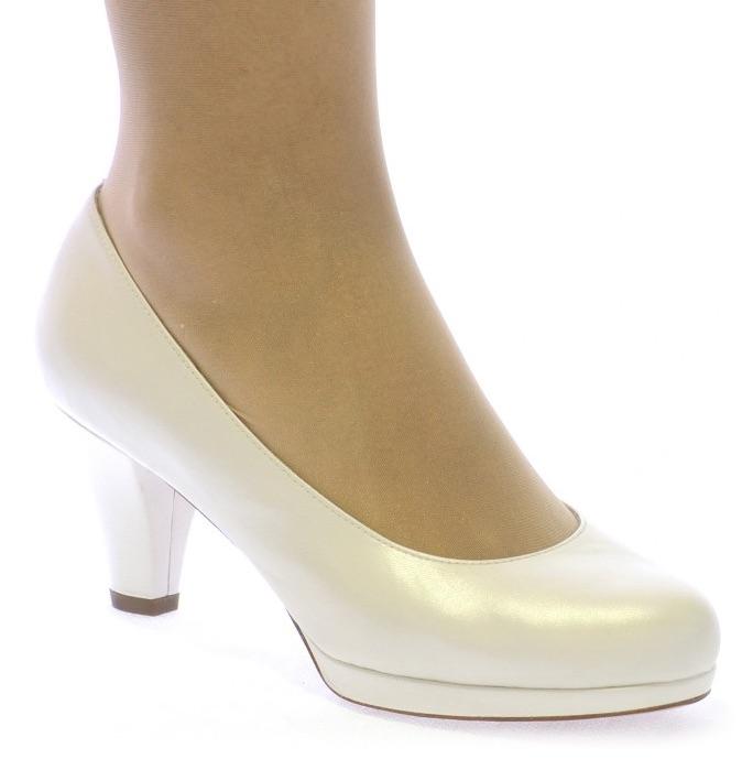 novias con pies delicados