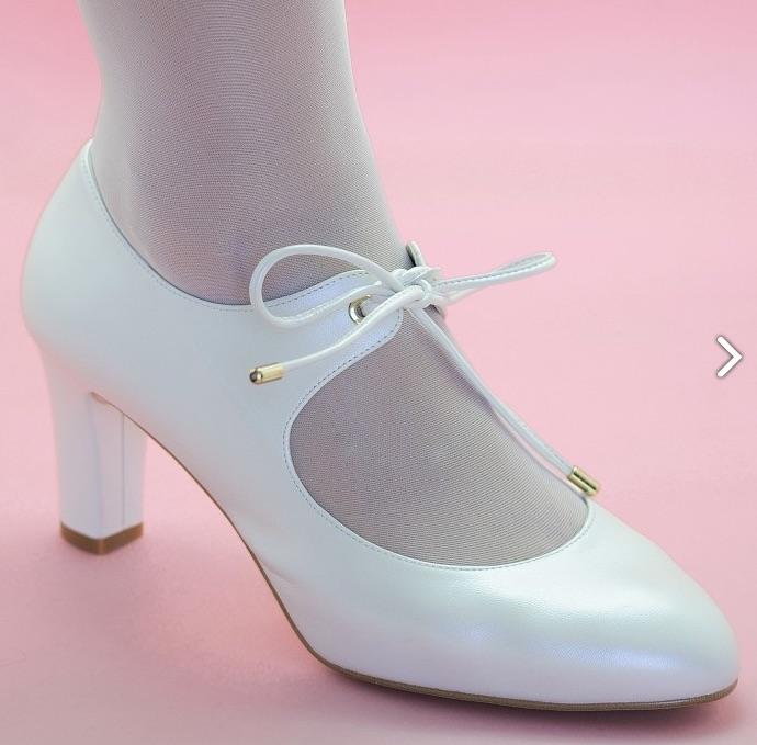 zapatos de novia otoño/invierno