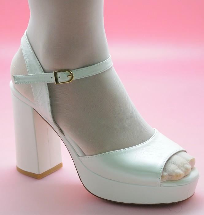 zapatos de novia y fiesta 2018