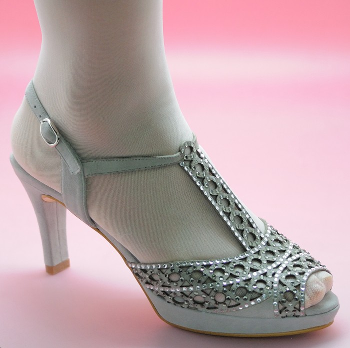 Zapatos de fiesta de ancho especial