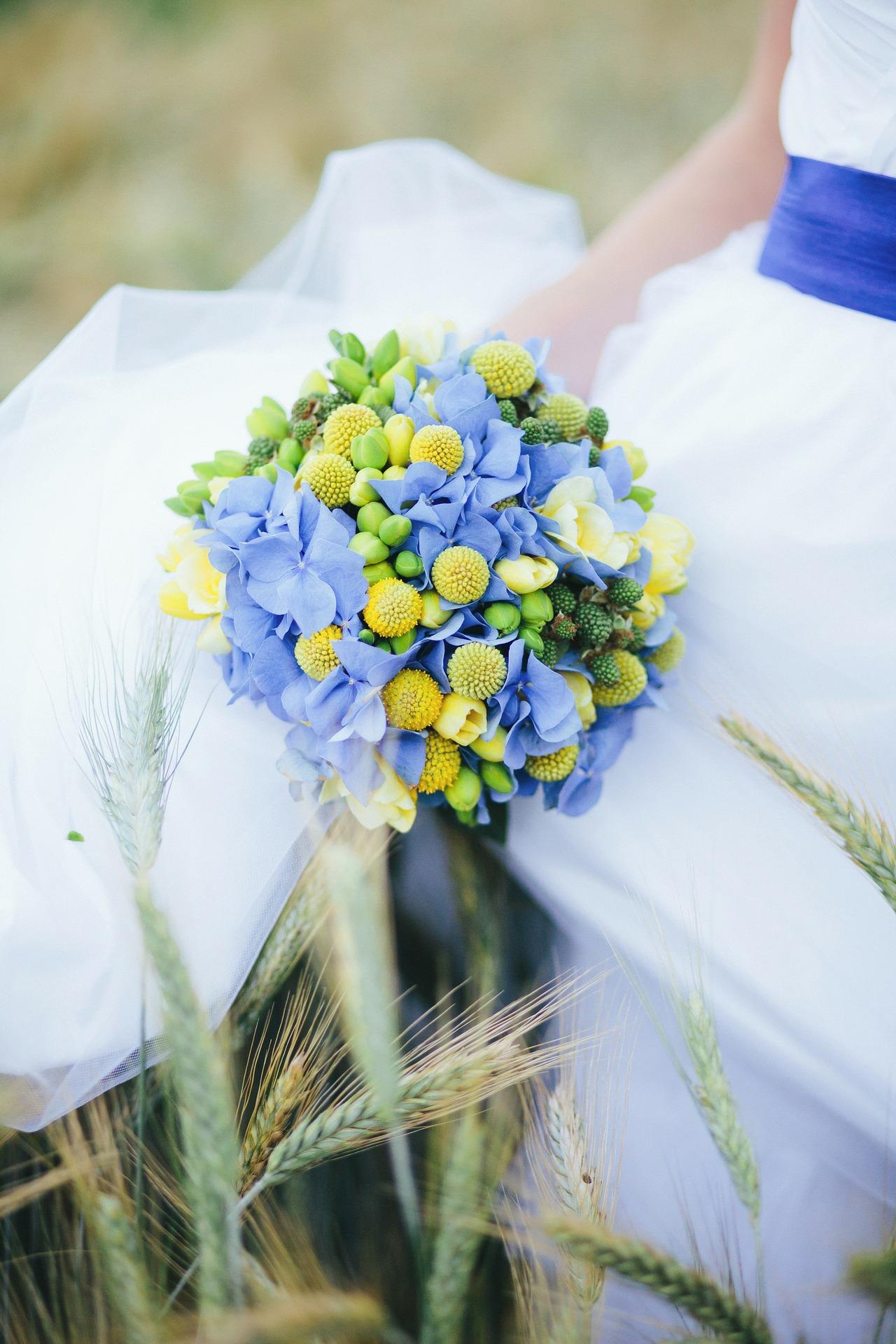 Tradiciones en las bodas. Algo nuevo, algo prestado, algo viejo, algo azul.
